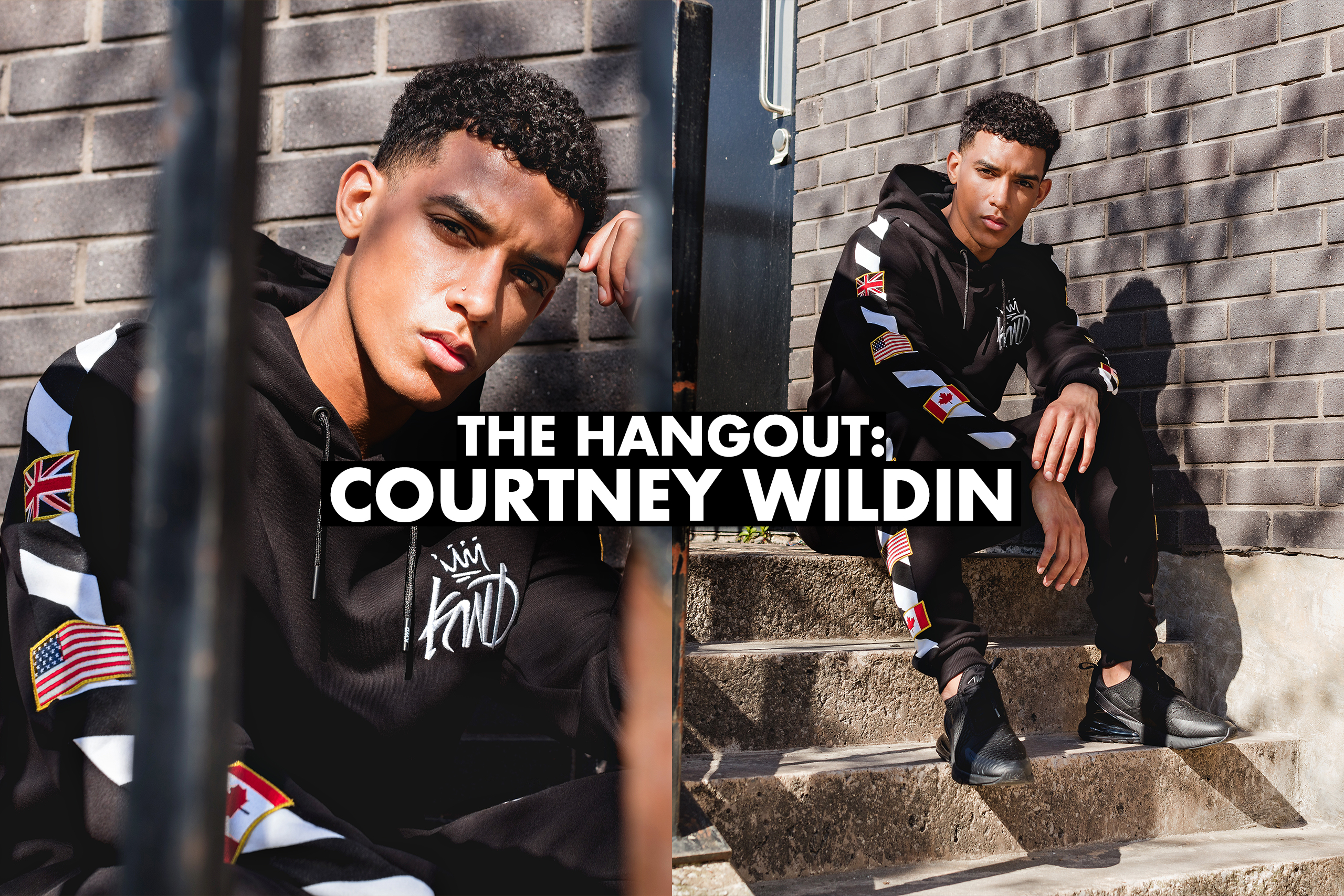 The Hangout: Courtney Wildin