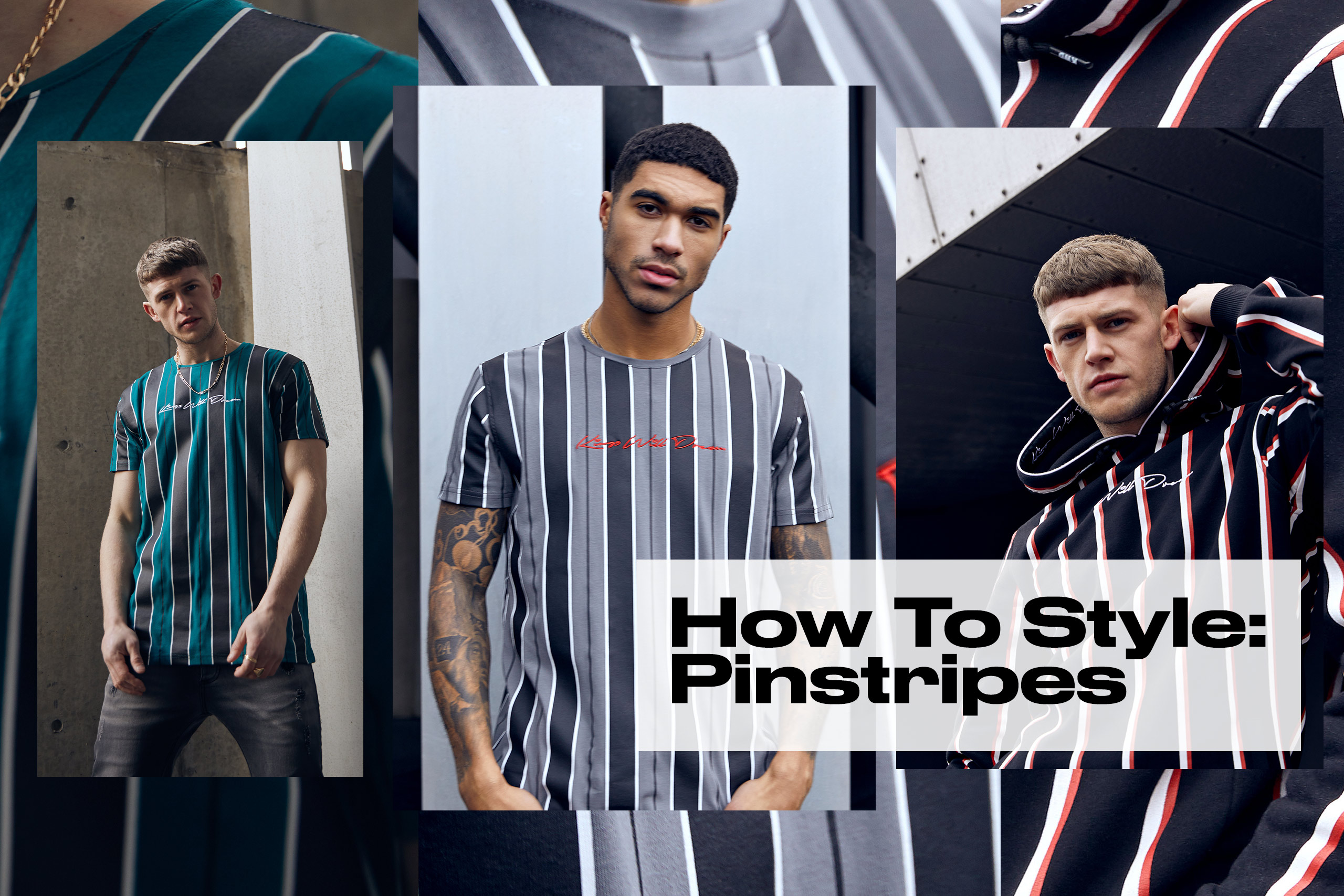 How To Style: Pinstripes