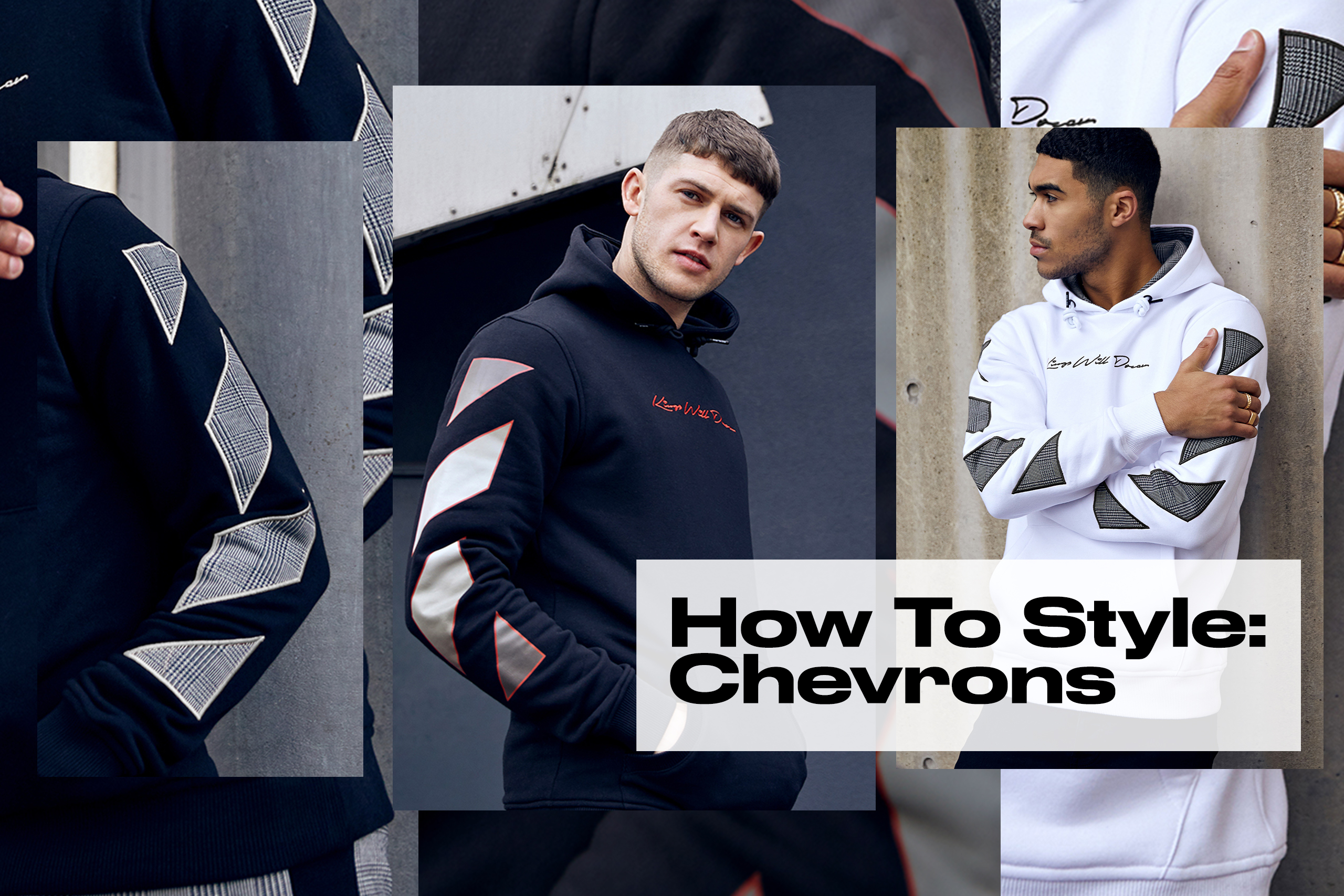 How To Style: Chevrons