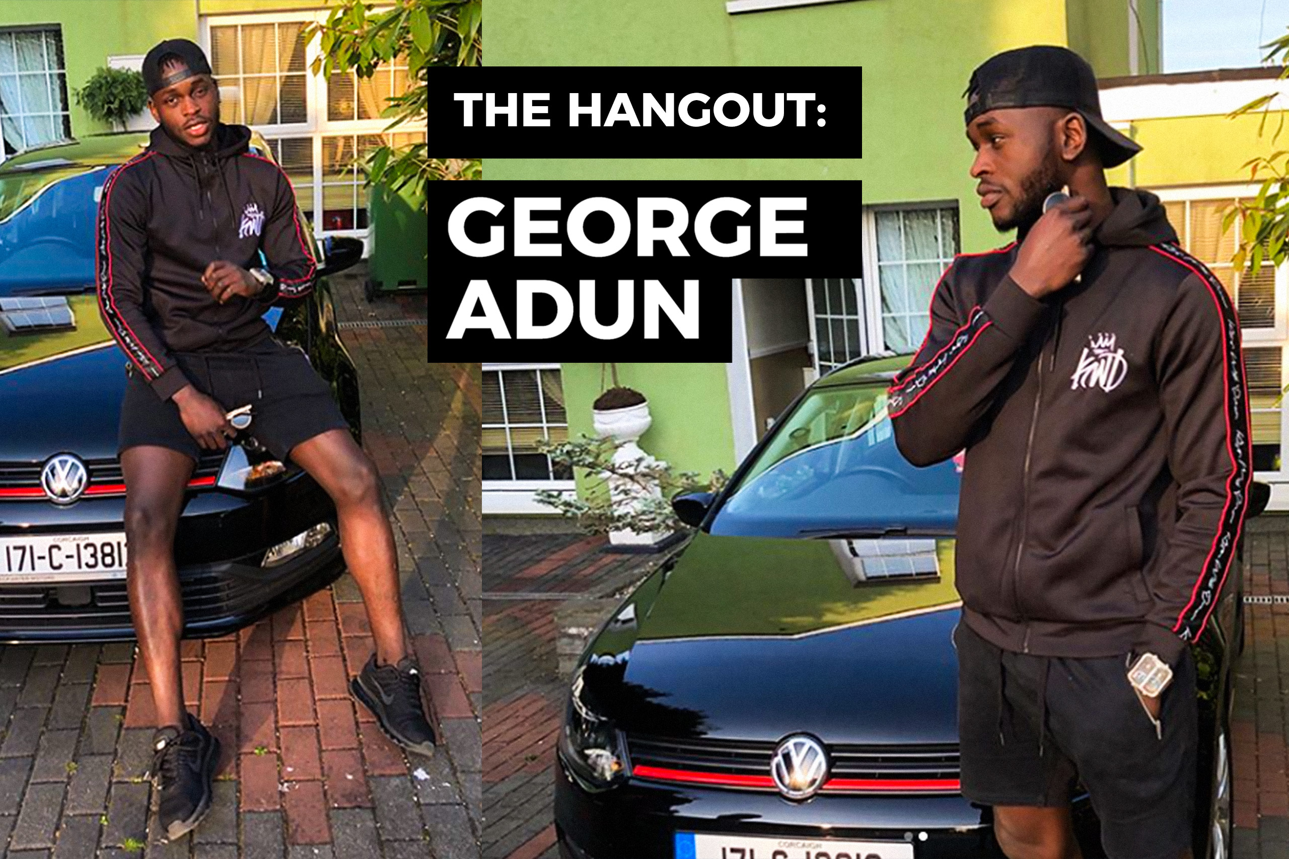 The Hangout: George Adun