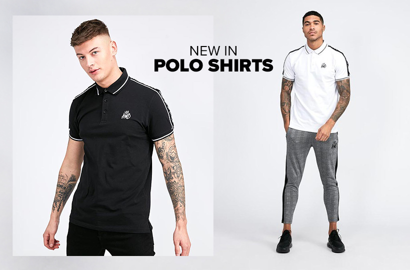 New In: Polo Shirts