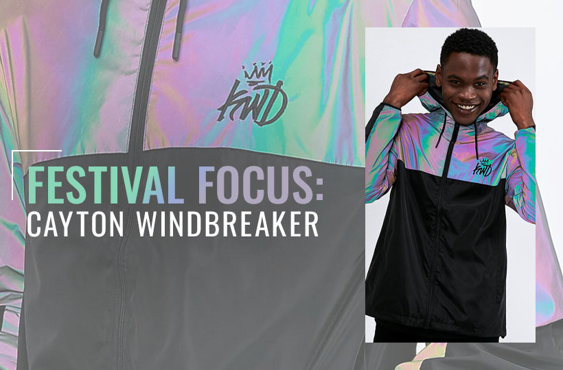Festival Focus: Cayton Windbreaker