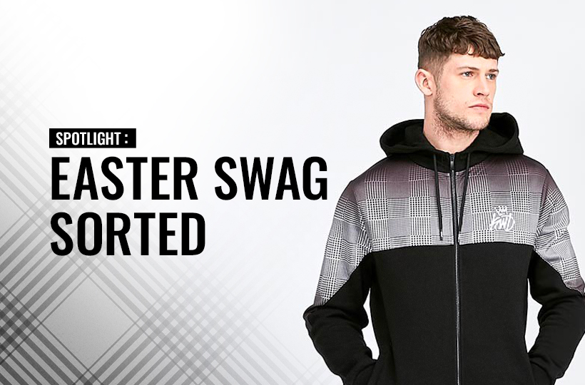 Spotlight: Easter Swag Sorted