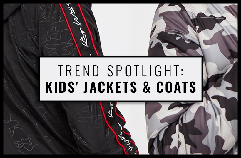 Trend Spotlight: Kids' Jackets and Coats