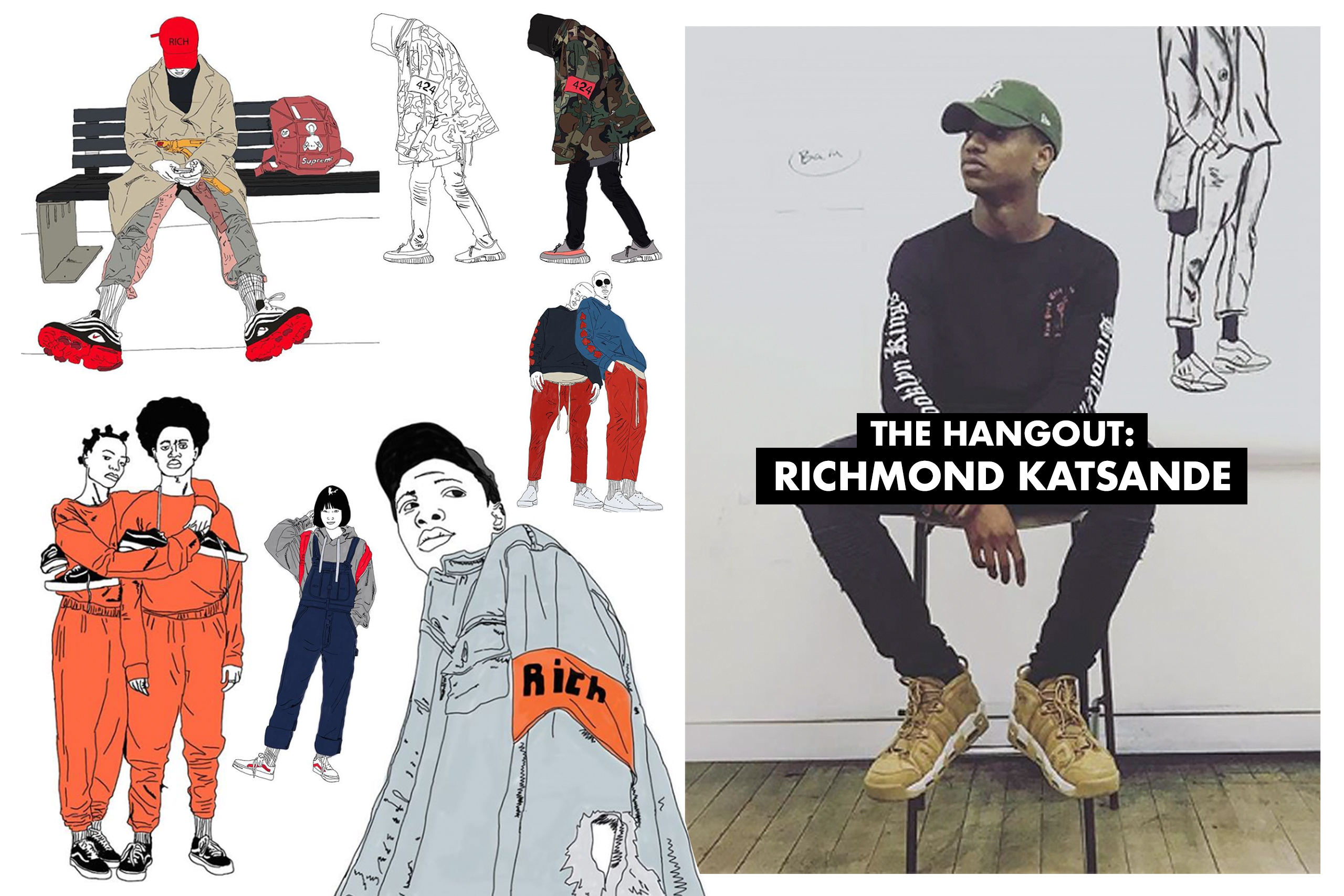 The Hangout: Richmond Katsande