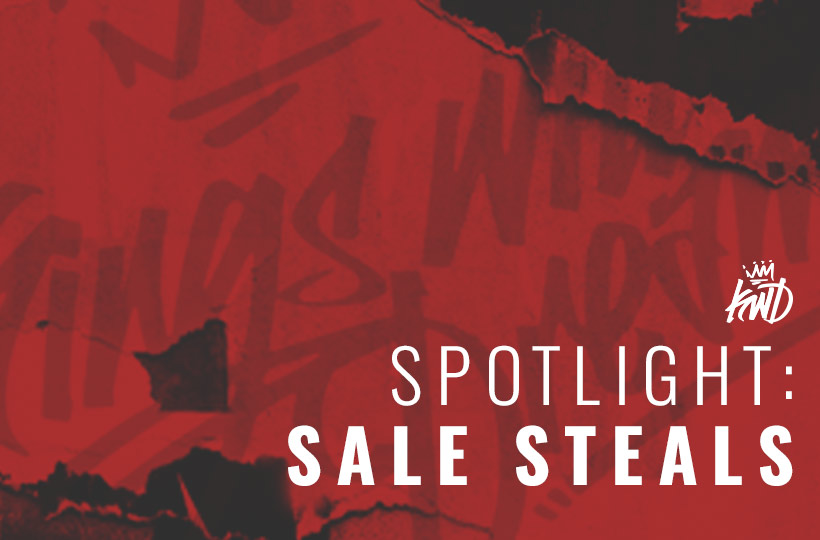 Spotlight: Sale Steals