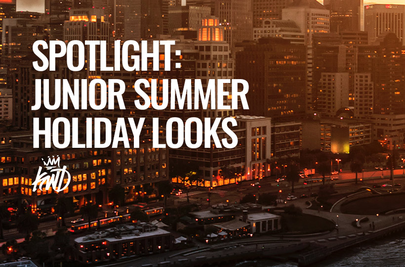 Spotlight: Junior Summer Holiday Threads