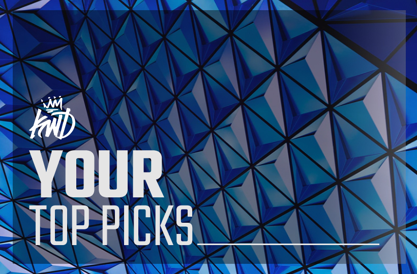 Your Top Picks: August