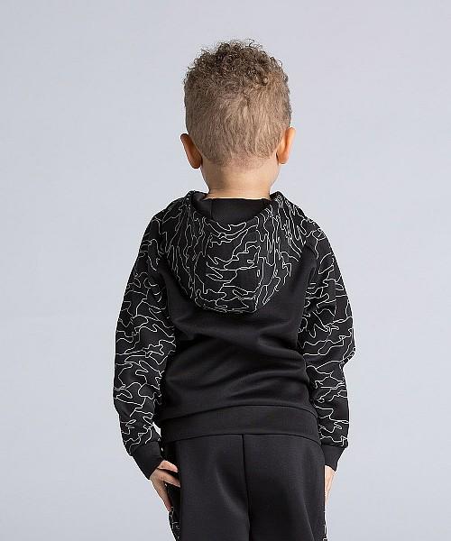 41c34935a232 Nursery Galena Tracksuit | Black / Reflective | KWD