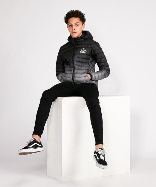 Charcoal Kings Will Dream Juniors Junior Abasi Ombre Jacket