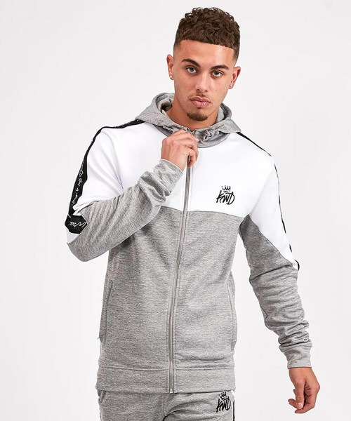 Paton Full Zip Hooded Top