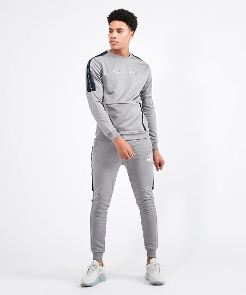 Kings Will Dream Miller Otto Panel Jogger Grey