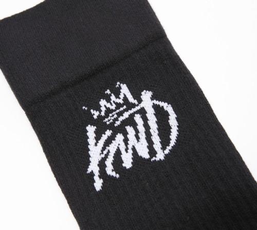 Men/'s Kings Will Dream 3 Pack White Basic Sock