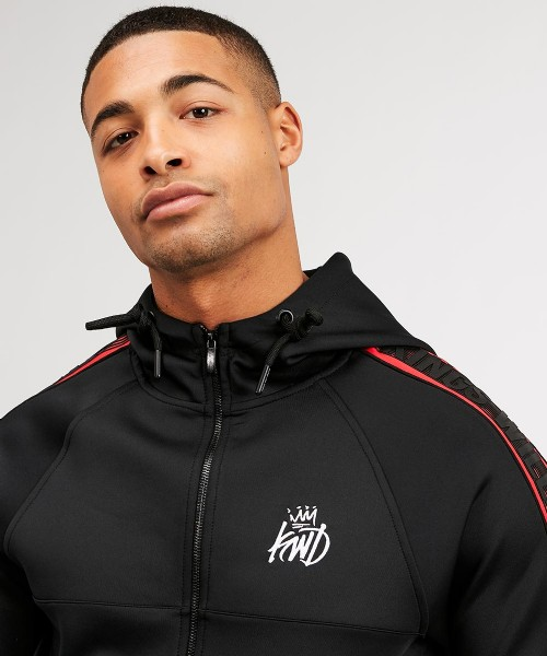 Rallor Zip Through Hoodie