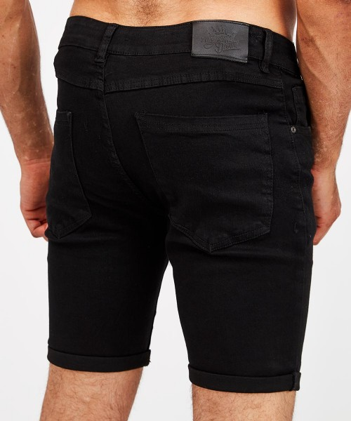 Larling Denim Short