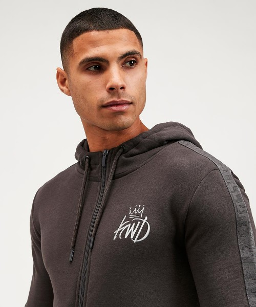 Crossly Fleece Full Zip Hoodie