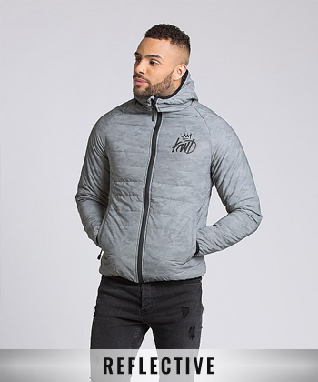 Mens Reflective Clothing Urban Reflective Jackets Kings Will Dream