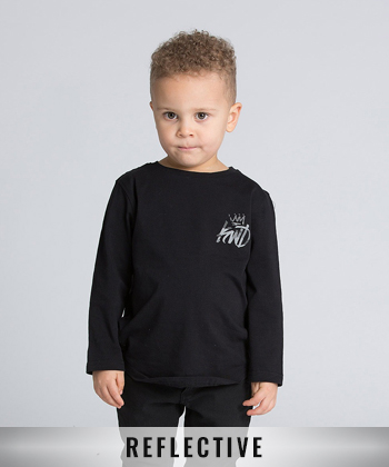 Nursery Alvord Long Sleeved Reflective T-Shirt