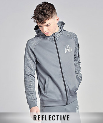 Junior Galena Poly Hooded Top