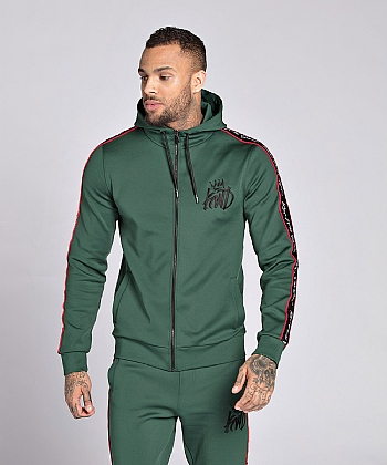 Roxberry Poly Tape Hooded Top