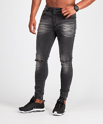 Ripped Jeans For Men - Skinny Jeans - Kings Will Dream ec6e4455a79c