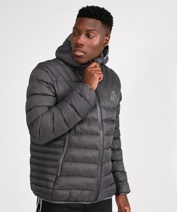 1e5f66420ef Mens Puffer Jacket - Denim Jacket Men - Kings Will Dream