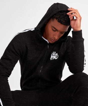 Valma Otto Hooded Top