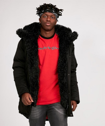 Fenji Fur Parka Jacket