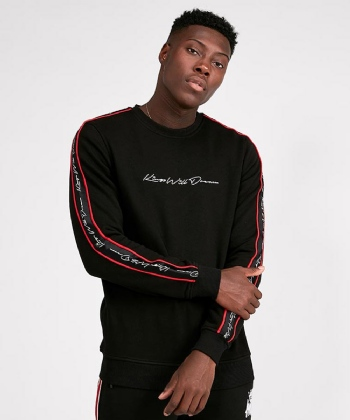 Roxberry Poly Tape Sweatshirt