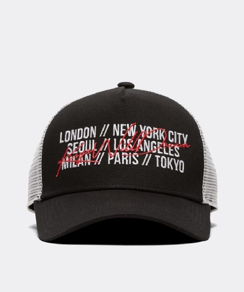 Junior City Trucker Cap
