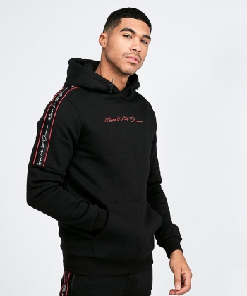 Cawdor Overhead Hooded Top