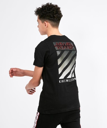 Junior Kevron Fade T-Shirt