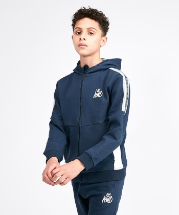 Junior Fulshaw Full Zip Hooded Top