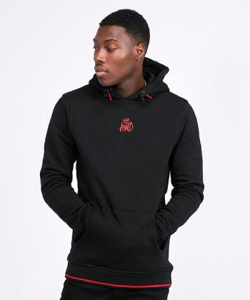 Sudell Overhead Hooded Top