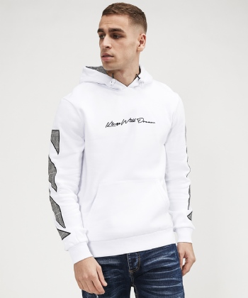 Carbridge Overhead Hooded Top