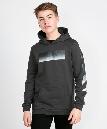 Junior Ashmoor Overhead Hooded Top
