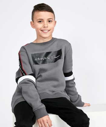 e071cb142bd4 Kids' Clothing | Kids' Tracksuits & Tees | Kings Will Dream