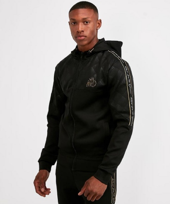 Velfour Hooded Top