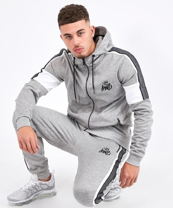 Tarves Full Zip Hooded Top
