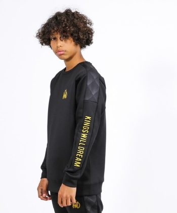 Junior Gisha Embroidered Sweatshirt