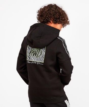 Junior Haddon Overhead Fleece Hooded Top