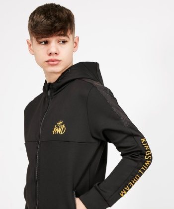 Junior Gisha Poly Full Zip Hoodie